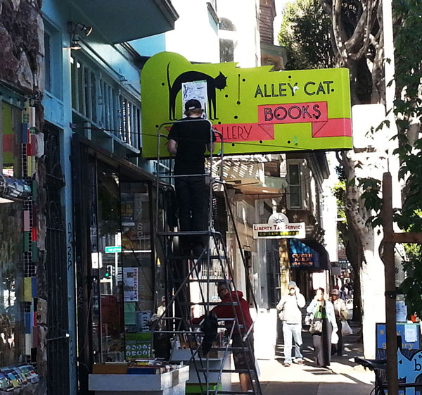 Alley Cat Books