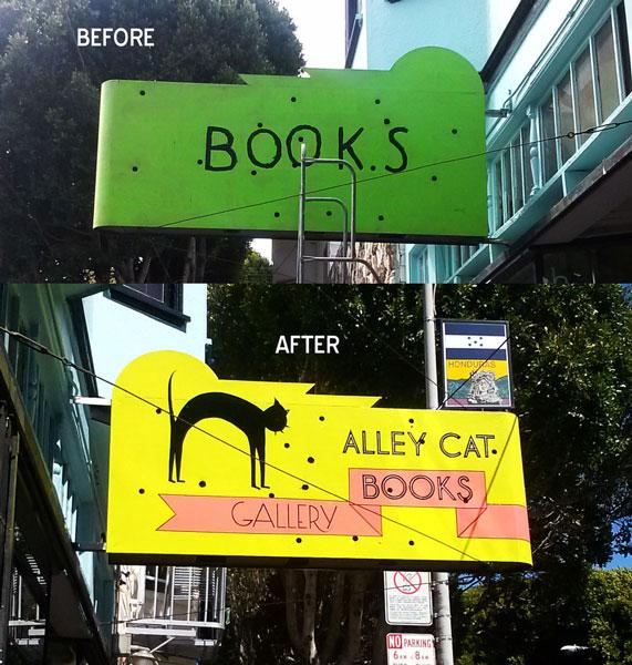 Alley Cat Books