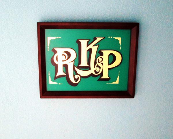 RKP Gold Leaf