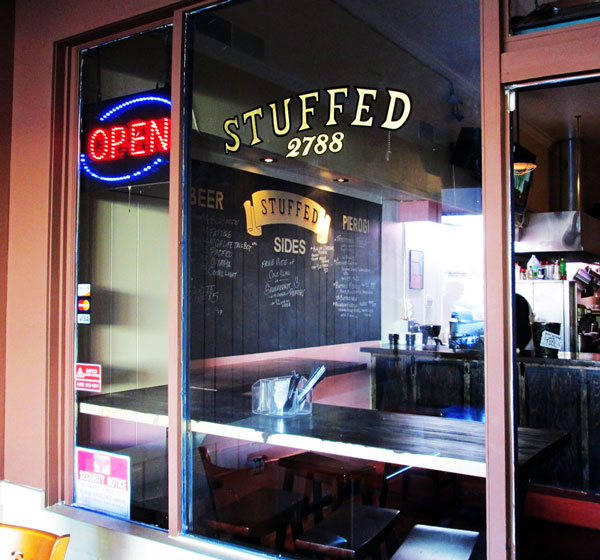 Stuffed Window
