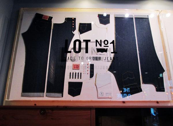 Levis Lot No 1