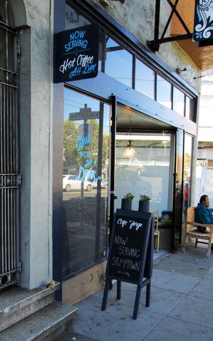 Cafe St. Jorge